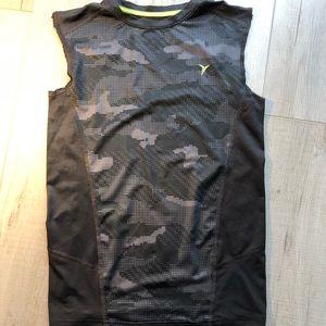 Boys 10-12 athletic shirt